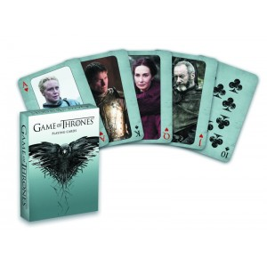 Jeu de cartes Game Of Thrones