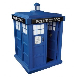 Figurine Pop! Tardis 15cm Doctor Who - Pop! Vinyl