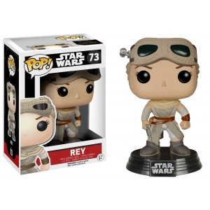 Figurine Rey Exclusive Pop! Vinyle Episode 7