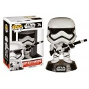 Figurine Stormtrooper First Order avec Blaster Exclusive Pop! Vinyle
