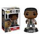 POP! Vinyl Bobble-Head Finn 10cm Star Wars Episode VII