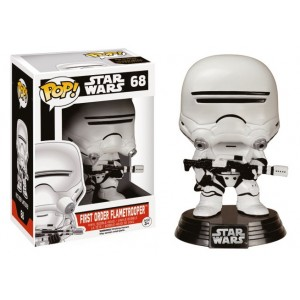 Figurine Flametrooper Pop! Vinyl Star Wars VII