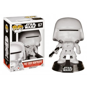 Figurine Snowtrooper Pop! Vinyl 10cm
