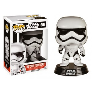 Figurine First Order Stormtrooper Pop! Vinyl 10cm