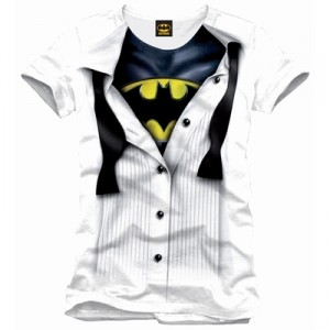 T-shirt Batman Suit Bruce Wayne