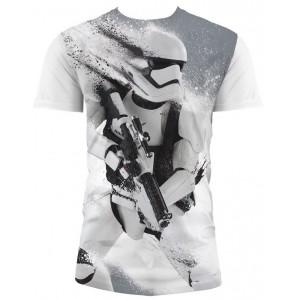 T-shirt First Order Stormtrooper Snow