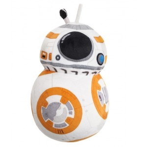 Peluche BB-8 Star Wars Episode VII 17cm, 25cm ou 45cm
