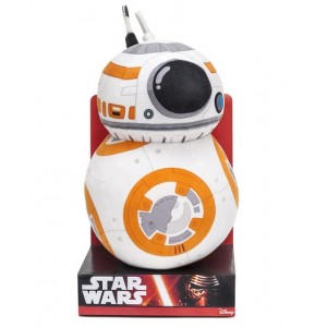 BB-8 plush from Star Wars Episode VII 17cm, 25cm or 45cm
