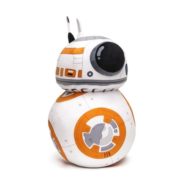 peluche bb 8 star wars episode vii. Black Bedroom Furniture Sets. Home Design Ideas