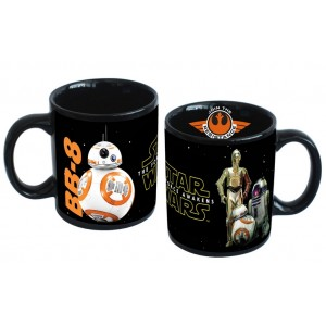 Mug Droids & BB-8 céramique Star Wars Episode VII