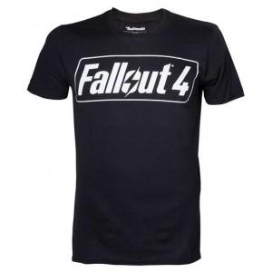 T-shirt Fallout 4 logo