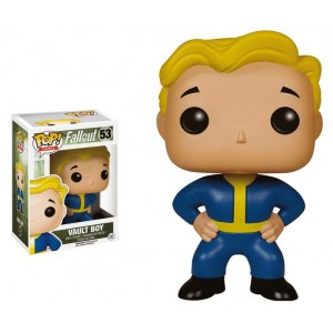 Vault Boy Pop! Vinyl figure 10cm Fallout 4