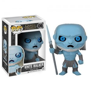 Figurine White Walker de Game Of Thrones