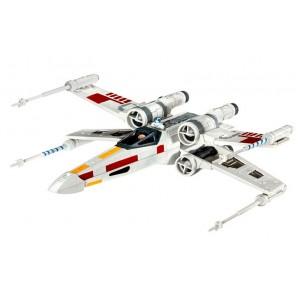 Model Kit 1/112 X-Wing Fighter 10 cm - Star Wars Episode VII
