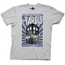 T-shirt Doctor Who Tardis