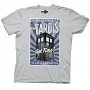T-shirt Doctor Who Tardis