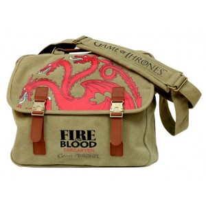 Targaryen messenger bag Game Of Thrones