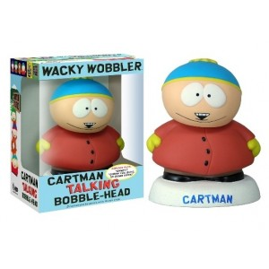Bobble head Cartman sonore 15cm - South Park