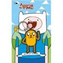 Porte-clés Jake de Adventure Time en caoutchouc 7cm