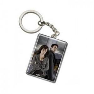 Jack & Gwen Torchwood keychain