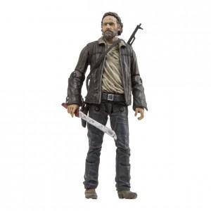 Rick Grimes figure 13cm season 5 The Walking Dead