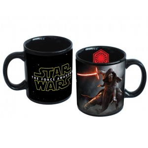 Ceramic Mug Kylo Ren and First Order Stormtroopers