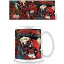Mug Deadpool Comic