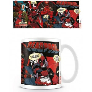 Deadpool Comic mug