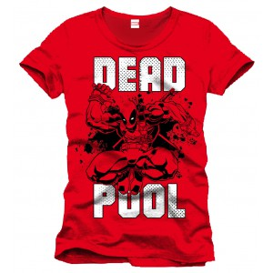 Deadpool T-Shirt Jump!