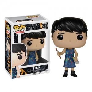 Figurine Felix d'Orphan Black Pop!