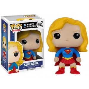 Supergirl Pop! figure 9cm