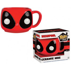 Deadpool Face Ceramic mug