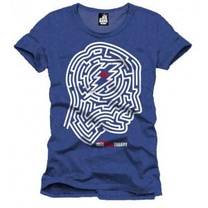 Sheldon's Labyrinth T-shirt The Big Bang Theory