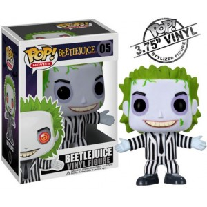 Figurine Beetlejuice Pop! Vinyle