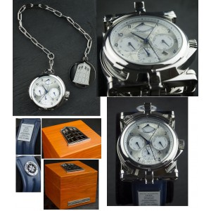Doctor Collector Watch Ultra Deluxe Tardis Limited Edition