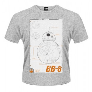 T-shirt manuel de BB-8