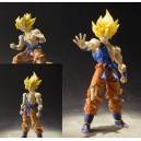 Figurine Son Goku SH Figuarts Super Saiyan Warrior Awakening 16cm