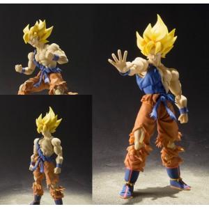 Son Goku SH Figuarts figure Super Saiyan Warrior Awakening 16cm