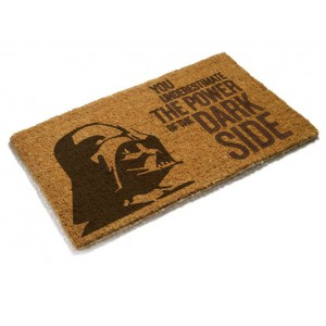 Doormat Welcome To The Dark Side 40x60cm  Darth Vader Star Wars