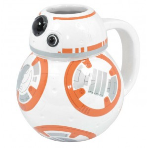 Ceramic Mug Droids & BB-8 - Star Wars Episode VII