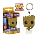 Porte-clés Baby Groot Pop! vinyl 4cm - Gardiens de la Galaxie