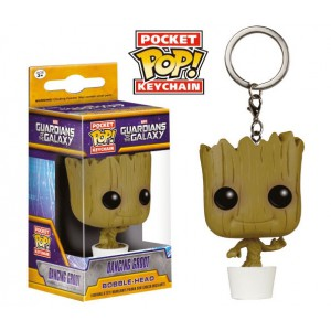 Baby Groot Pop! Keychain 4cm by Funko