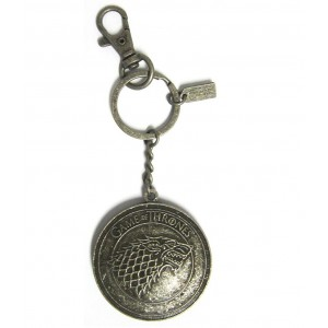Stark keychain from Game of Thrones