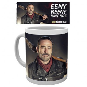 Mug Negan Eeny Meeny Miny Moe - The Walking Dead