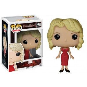 Six Pop! vinyl figure from Battlestar Galactica