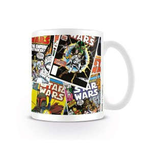 Star Wars comics mug