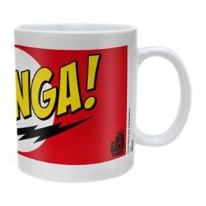 Mug Bazinga - The Big Bang Theory