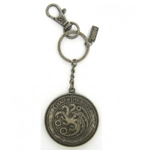 Targaryen keychain from Game of Thrones
