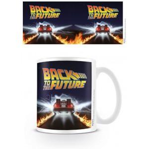 Mug Retour vers le Futur céramique : DeLorean