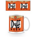 Duff beer mug from The Simpsons